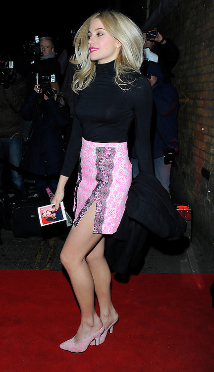 Pixie Lott attends the YSL Beauty: YSL Loves Your Lips party at The Boiler House,The Old Truman Brewer in London, UK. 20/01/2015<br /> BYLINE MUST READ : GOTCHAIMAGES.COM<br /> <br /> Copyright by &copy; Gotcha Images Ltd. All rights reserved.<br /> Usage of this image is conditional upon the acceptance <br /> of Gotcha Images Ltd, terms and conditions available at<br /> www.gotchaimages.com