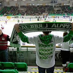 20120129: SLO, AUT, Ice Hockey - EBEL League 2011-2012, 48th Round