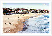 Another beautiful day on Bondi Beach [Bondi, NSW]<br />