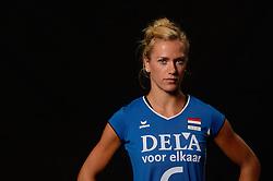25-06-2013 VOLLEYBAL: NEDERLANDS VROUWEN VOLLEYBALTEAM: ARNHEM<br /> Selectie Oranje vrouwen seizoen 2013-2014 / Maret Grothues - FIVB Heroes<br /> ©2013-FotoHoogendoorn.nl