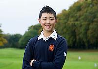 EEMNES -  JERRY LI . Selectie Jong Oranje Golf NGF. Copyright Koen Suyk