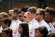 October 27-29, 2017: Mexican Grand Prix. Max Verstappen (DEU), Red Bull Racing, RB13