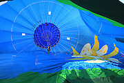 Hot Air Balloon Festival Saint-Jean-sur -Richelieu, Quebec, Canada