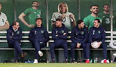 Republic of Ireland Training Session - 06 November 2017