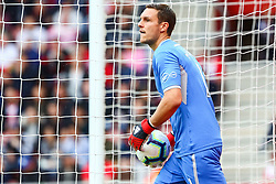 Alex McCarthy of Southampton - Mandatory by-line: Ryan Hiscott/JMP - 12/08/2018 - FOOTBALL - St Mary's Stadium - Southampton, England - Southampton v Burnley - Premier League
