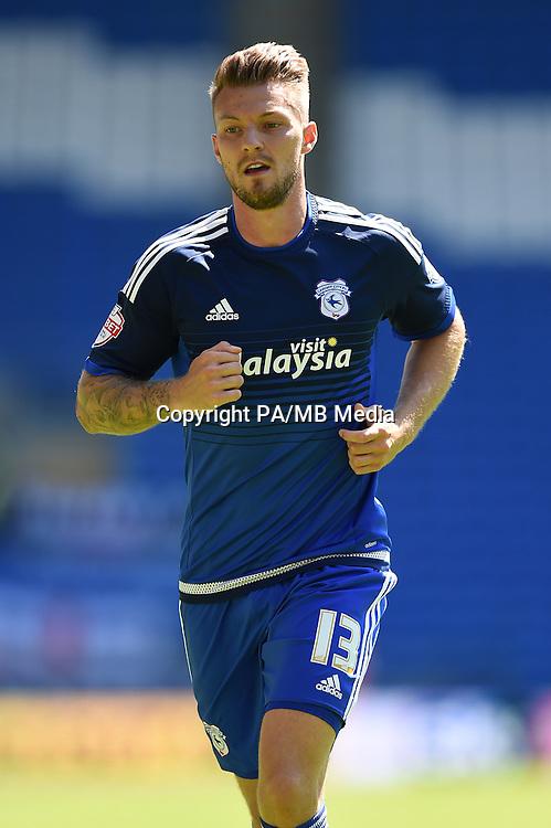 Anthony Pilkington, Cardiff City