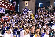 DESCRIZIONE : Campionato 2014/15 Serie A Beko Grissin Bon Reggio Emilia - Dinamo Banco di Sardegna Sassari Finale Playoff Gara7 Scudetto<br /> GIOCATORE : tifosi<br /> CATEGORIA : tifosi<br /> SQUADRA : Banco di Sardegna Sassari<br /> EVENTO : Campionato Lega A 2014-2015<br /> GARA : Grissin Bon Reggio Emilia - Dinamo Banco di Sardegna Sassari Finale Playoff Gara7 Scudetto<br /> DATA : 26/06/2015<br /> SPORT : Pallacanestro<br /> AUTORE : Agenzia Ciamillo-Castoria/GiulioCiamillo<br /> GALLERIA : Lega Basket A 2014-2015<br /> FOTONOTIZIA : Grissin Bon Reggio Emilia - Dinamo Banco di Sardegna Sassari Finale Playoff Gara7 Scudetto<br /> PREDEFINITA :