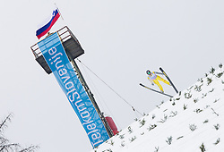 Peter Prevc of Slovenia during the Flying Hill Individual Event at 4th day of FIS Ski Jumping World Cup Finals Planica 2013, on March 24, 2013, in Planica, Slovenia. (Photo by Vid Ponikvar / Sportida.com)