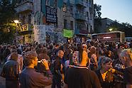 Rigaer Straße protest, 05.07.16