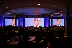 Merrill Lynch Paris<br /><br />Pictured at the Merrill Lynch Conference in Paris on 9th November 2006<br /><br />Commissioned by Merrill Lynch<br /> *** Local Caption *** It is important to note that under the COPYRIGHT AND RELATED RIGHTS ACT 2000 the copyright of these photographs are the property of the photographer and they cannot be copied, scanned, reproduced or electronically stored in any form whatsoever without the written permission of the photographer