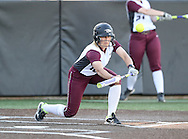 March 4, 2016: The Texas A&M International University Dustdevils play against the Oklahoma Christian University Lady Eagles at Tom Heath Field at Lawson Plaza on the campus of Oklahoma Christian University.