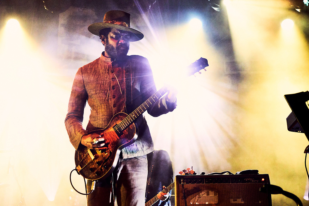 Gary Clark Jr, BottleRock After Show at JaM Cellars<br />  Napa, CA , May 24, 2019