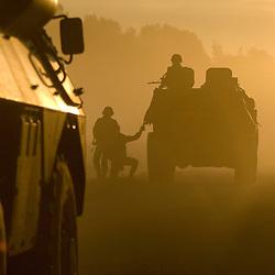 2010/09 Entraînement des POMLT déployées en Afghanistan