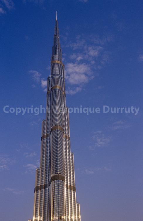 Architecture In Dubzi, United Arad Emirates ( UAE )