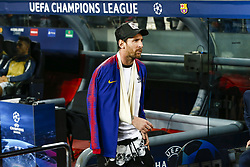 October 24, 2018 - Barcelona, Spain - Barcelona forward Lionel Messi (10)  during the UEFA Champions League match between FC Barcelona and Inter Milan at Camp Nou Stadium on October 24, 2018 in Barcelona, Spain. (Credit Image: © Mikel Trigueros/NurPhoto via ZUMA Press)