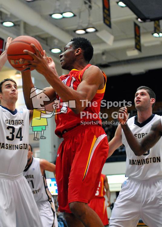 NCAA Men's Basketball: VMI Keydets fall short at George Washington, 67-76
