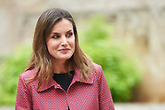 052918 Queen Letizia attends Opening of the 13rd International Seminar on Language and Journalism