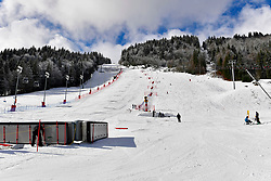, Behind the scenes at the WPAS_2019 Alpine Skiing World Cup Finals, Morzine, France