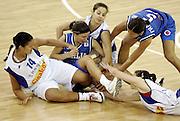DESCRIZIONE : Ortona Italy Italia Eurobasket Women 2007 Serbia Italia Serbia Italy <br /> GIOCATORE : Ivana Grubor Giorgia Sottana <br /> SQUADRA : Serbia <br /> EVENTO : Eurobasket Women 2007 Campionati Europei Donne 2007 <br /> GARA : Serbia Italia Serbia Italy <br /> DATA : 01/10/2007 <br /> CATEGORIA : Contesa <br /> SPORT : Pallacanestro <br /> AUTORE : Agenzia Ciamillo-Castoria/H.Bellenger Galleria : Eurobasket Women 2007 <br /> Fotonotizia : Ortona Italy Italia Eurobasket Women 2007 Serbia Italia Serbia Italy <br /> Predefinita :