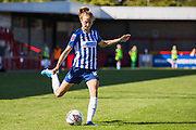 Ellie Brazil (Brighton) during the FA Women's Super League match between Brighton and Hove Albion Women and Chelsea at The People's Pension Stadium, Crawley, England on 15 September 2019.