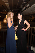 LIVIA DAXENBERGER, ; SAVANNAH PRICE; , The Royal Caledonian Ball 2017, Grosvenor House, 29 April 2017