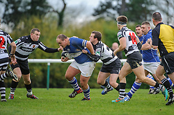 Action from Bishops Stortford against Gravesend in the SSE National 3 London & SE