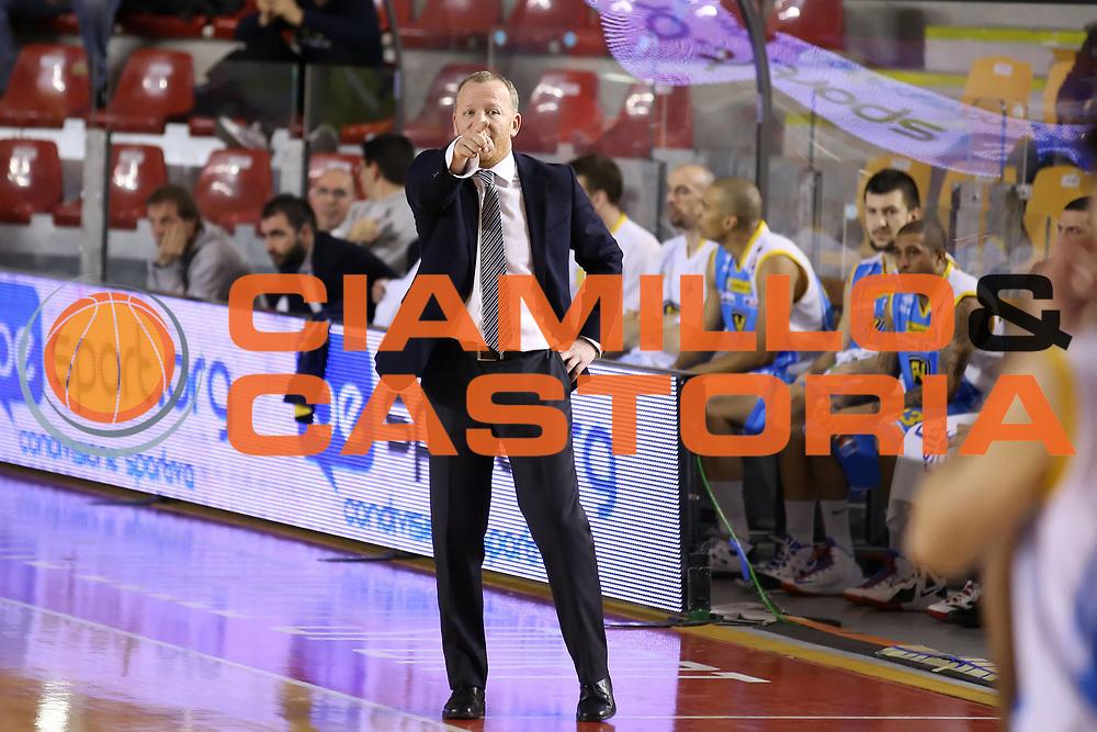 DESCRIZIONE : Roma Lega A 2012-13 Acea Roma Vanoli Cremona<br /> GIOCATORE : Luigi Gresta<br /> CATEGORIA : coach<br /> SQUADRA : Vanoli Cremona<br /> EVENTO : Campionato Lega A 2012-2013 <br /> GARA : Acea Roma Vanoli Cremona<br /> DATA : 03/03/2013<br /> SPORT : Pallacanestro <br /> AUTORE : Agenzia Ciamillo-Castoria/ElioCastoria<br /> Galleria : Lega Basket A 2012-2013  <br /> Fotonotizia : Roma Lega A 2012-13 Acea Roma Vanoli Cremona<br /> Predefinita :