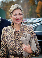 Enschede, 22-11-2016 <br /> <br /> <br /> Queen Maxima attends digital Workshop. The Queen met nine entrepreneurs on three themes:  Financing<br /> ,Small Businesses and entrepreneurs who have grown thanks to online.<br /> <br /> COPYRIGHT ROYALPORTRAITS EUROPE/ BERNARD RUEBSAMEN
