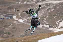 19.03.2017, Ski Stadium, Sierra Nevada, ESP, FIS Freestyle Ski and Snowboard WM, Sierra Nevada 2017, Slope Style Ski, im Bild Giulia Tanno (SUI) during the Women's Slope Style Ski Final // Giulia Tanno (SUI) during the Women's Slope Style Ski Final of the FIS Freestyle Ski & Snowboard World Championships 2017 at the Ski Stadium in Sierra Nevada, Spain on 2017/03/19. EXPA Pictures © 2017, PhotoCredit: EXPA/ Focus Images/ Kristian Kane<br /> <br /> *****ATTENTION - for AUT, GER, FRA, ITA, SUI, POL, CRO, SLO only*****