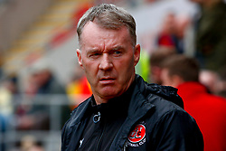 Fleetwood Town manager John Sheridan - Mandatory by-line: Ryan Crockett/JMP - 07/04/2018 - FOOTBALL - Aesseal New York Stadium - Rotherham, England - Rotherham United v Fleetwood Town - Sky Bet League One