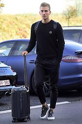 October 9, 2018 - Brussels, Belgium - Dennis Praet midfielder of Belgium (Credit Image: © Panoramic via ZUMA Press)