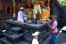 Odalan Ceremony, Murni's Houses, Ubud, Bali