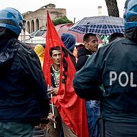 Metro C: fermi i cantieri, sciopero dei lavoratori