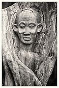 Wood Carving, Tanzania.