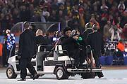 ©Jonathan Moscrop - LaPresse<br /> 11 07 2010 Johannesburg ( Sud Africa )<br /> Sport Calcio<br /> Olanda vs Spagna - Finale Mondiali di calcio Sud Africa 2010 - Soccer City<br /> Nella foto: Nelson Mandela<br /> <br /> ©Jonathan Moscrop - LaPresse<br /> 11 07 2010 Johannesburg ( South Africa )<br /> Sport Soccer<br /> Holland versus Spain - FIFA 2010 World Cup Final South Africa - Soccer City Stadium<br /> In the Photo: Nelson Mandela