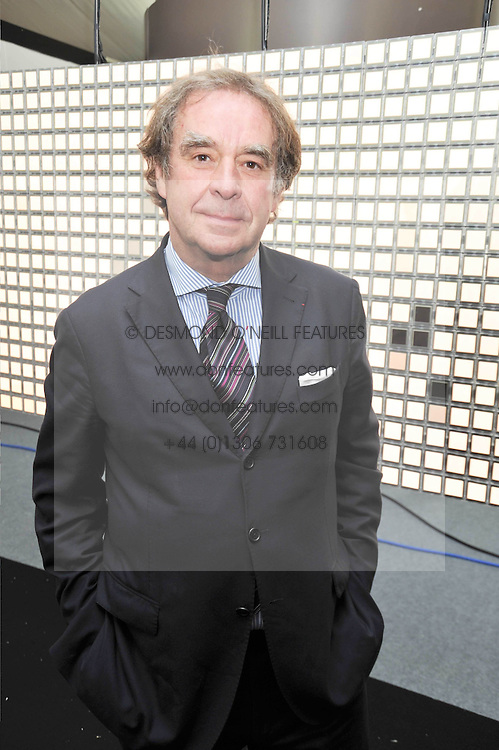 JEAN-MICHEL WILMOTTE at the Moet Hennessy Pavilion of Art & Design London Prize 2009 held in Berkeley Square, London on 12th October 2009.