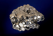 a sample of a pyrite