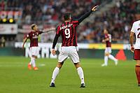 Milano - 01.10.2017 -   Milan-Roma - Serie A 7a giornata   - nella foto:  Andre Silva