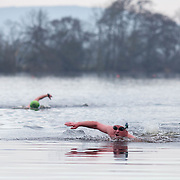 21.01.17<br /> Ice Swimmers Feature. <br /> Pictured at Castleconnell is John Ryan. Picture: Alan Place