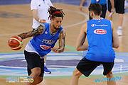 DESCRIZIONE: Torino FIBA Olympic Qualifying Tournament Allenamento<br /> GIOCATORE: Daniel Lorenzo Hackett<br /> CATEGORIA: Nazionale Italiana Italia Maschile Senior  Allenamento<br /> GARA: FIBA Olympic Qualifying Tournament Allenamento<br /> DATA: 08/07/2016<br /> AUTORE: Agenzia Ciamillo-Castoria