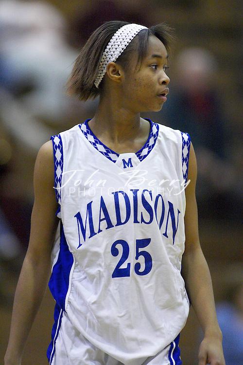 JuniorVarsity Girls Basketball..vs Fluvanna..January 31, 2005