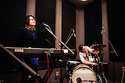 On December 3rd, 2012 indie band Middle Class Fashion did an in-studio session at KDHX's Magnolia Street studio.