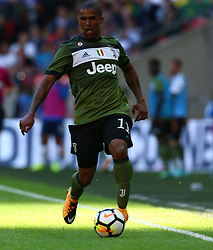 August 5, 2017 - London, England, United Kingdom - Douglas Costa of Juventus FC .during the Friendly match between Tottenham Hotspur and Juventus at Wembley stadium, London, England on 5 August 2017. (Credit Image: © Kieran Galvin/NurPhoto via ZUMA Press)