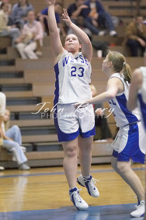 8th Grade Girls Basketball..vs Rappahannock..First Period..December 9, 2004