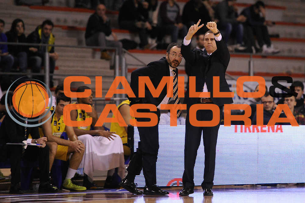 DESCRIZIONE : Ancona Lega A 2012-13 Sutor Montegranaro Chebolletta  Cantu<br /> GIOCATORE : Carlo Recalti <br /> CATEGORIA : coach ritratto<br /> SQUADRA : Sutor Montegranaro<br /> EVENTO : Campionato Lega A 2012-2013 <br /> GARA : Sutor Montegranaro Chebolletta  Cantu<br /> DATA : 23/12/2012<br /> SPORT : Pallacanestro <br /> AUTORE : Agenzia Ciamillo-Castoria/C.De Massis<br /> Galleria : Lega Basket A 2012-2013  <br /> Fotonotizia : Ancona Lega A 2012-13 Sutor Montegranaro Chebolletta  Cantu<br /> Predefinita :