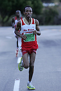 Masixole Dlaku during the 2010 Old Mutual 2 Oceans Ultra Marathon held in Cape Town, Western Cape, South Africa on the 3 April 2010.Photo by: Ron Gaunt/ SPORTZPICS