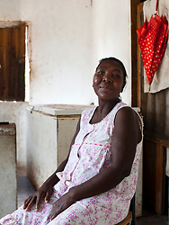 Benita Martinez is public with her HIV diagnosis, which she received in 2005, and is an active participant in her town's support group for people living with HIV and their friends and family. She is a single mother who takes care of 3 children and 3 grandchildren.