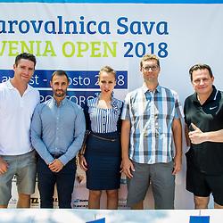 20180616: SLO, Tennis - Press conference of ATP Challenger Portoroz