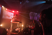 17e édition Festival Mutek 2016, NOCTURNE 5, Musée d'art contemporain de Montréal (MAC), Frits Wentink.