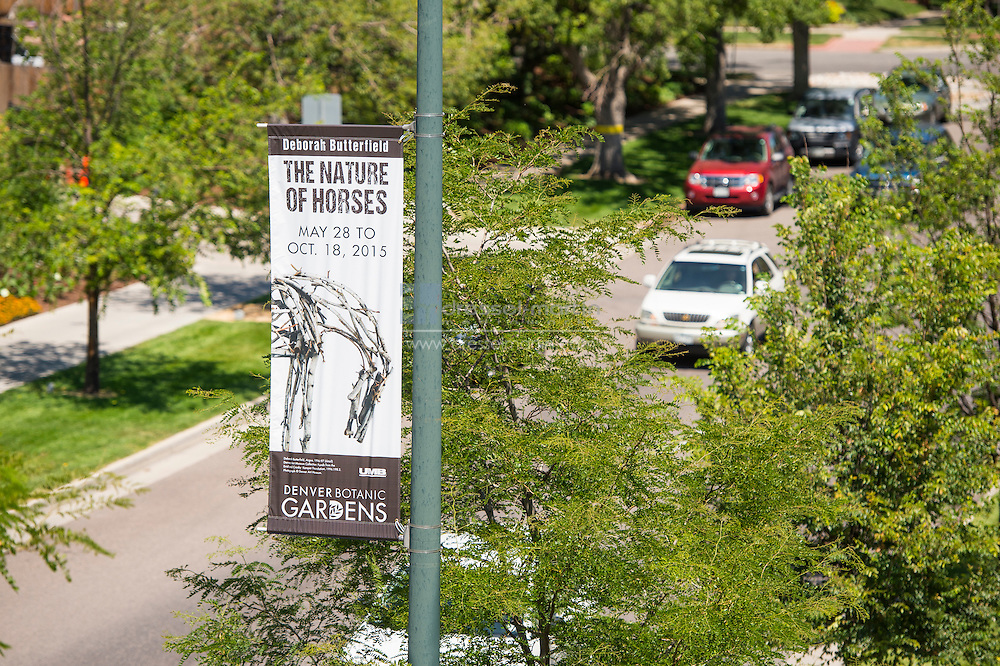 butterfield exhibit street banners